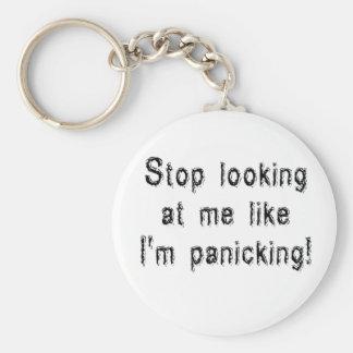Panicking Keychain