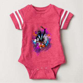 Panman in Glory Baby Bodysuit
