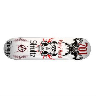 panneau 701 de shaggys plateaux de skateboards