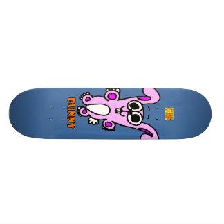 Panneau de lapin skateboard old school  21,6 cm