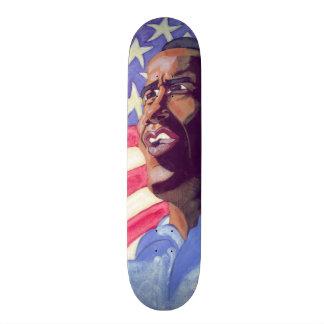 Panneau de patin d'Obama Planches À Roulettes
