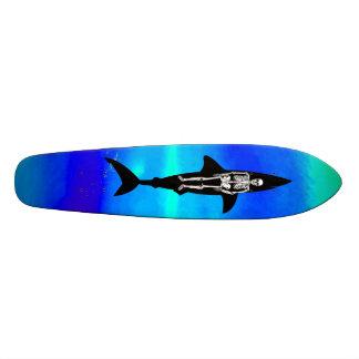 Panneau Oldschool de requin Skateboards