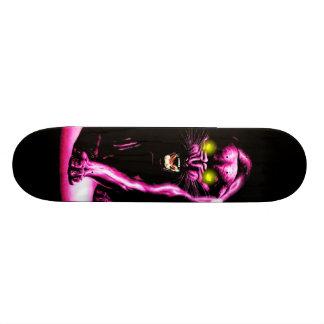 panneau rose de panthère de durtfree skateboards personnalisés