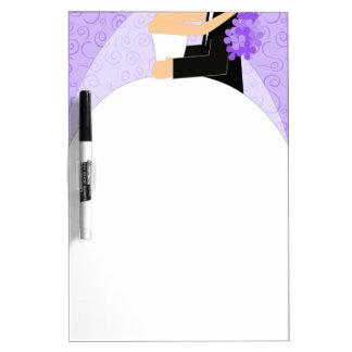 Panneau sec d'effacement de liste de remue-ménage  tableaux blancs  effaçables à sec