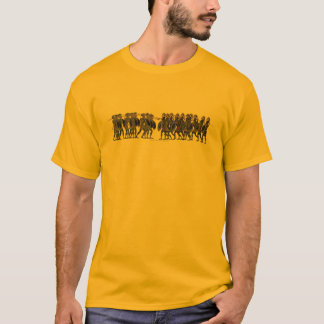 Panoply - Ancient Greek hoplite battle T-Shirt