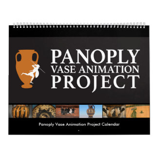 Panoply Vase Animation Project Calendar