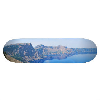 Panorama Crater Lake Custom Skateboard
