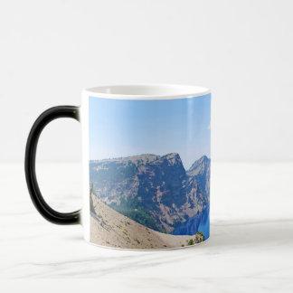 Panorama Crater Lake Magic Mug