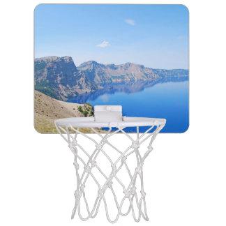 Panorama Crater Lake Mini Basketball Hoop