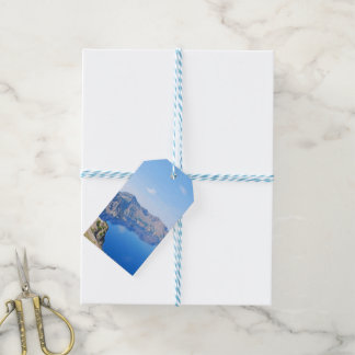 Panorama Crater Lake Pack Of Gift Tags