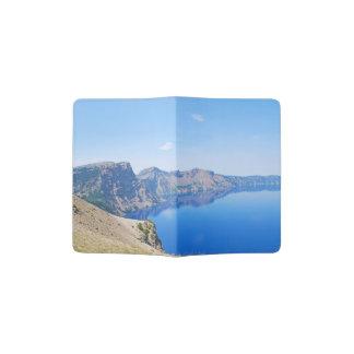 Panorama Crater Lake Passport Holder