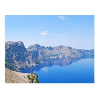 Panorama Crater Lake Postcard