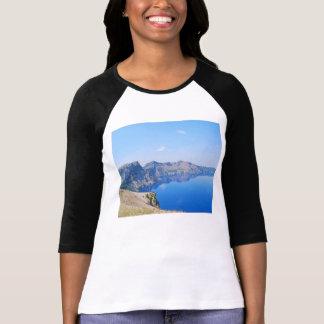 Panorama Crater Lake T-Shirt