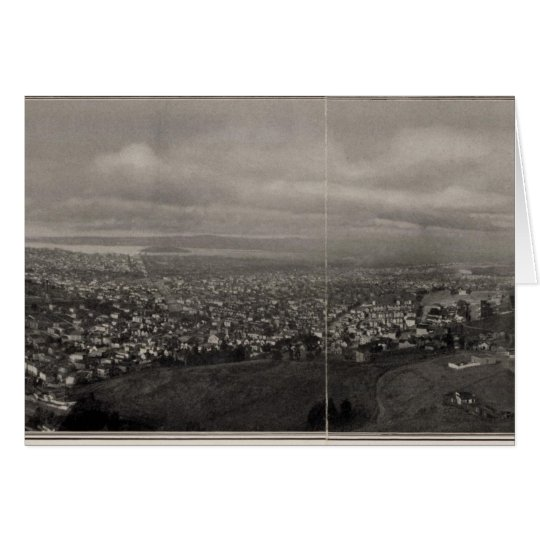 Panorama from Twin Peaks Card