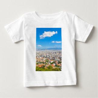 Panorama of Athens, Greece Baby T-Shirt