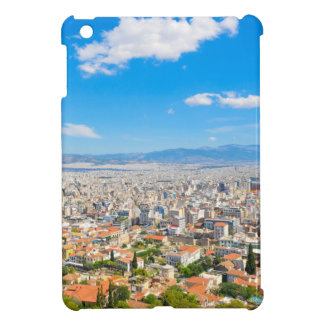 Panorama of Athens, Greece Case For The iPad Mini