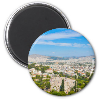 Panorama of Athens, Greece Magnet