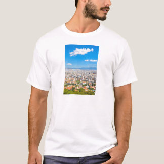 Panorama of Athens, Greece T-Shirt