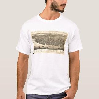 Panorama of Halifax, Nova Scotia, Canada (1879) T-Shirt