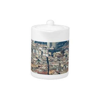 Panorama of Naples