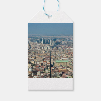 Panorama of Naples Gift Tags