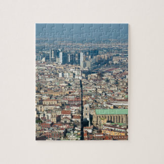Panorama of Naples Jigsaw Puzzle
