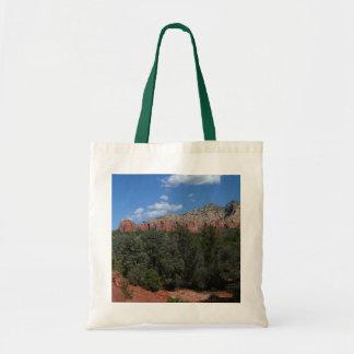 Panorama of Red Rocks in Sedona Arizona