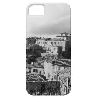 Panorama of Volterra village, province of Pisa iPhone 5 Case