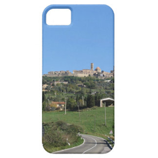 Panorama of Volterra village, province of Pisa iPhone 5 Covers
