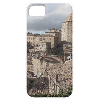 Panorama of Volterra village, Tuscany, Italy iPhone 5 Cases