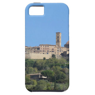 Panorama of Volterra village, Tuscany, Italy iPhone 5 Covers