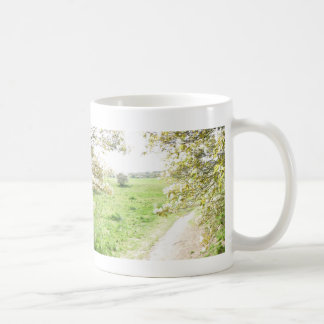 Panoramic Blossom See Trough Mug
