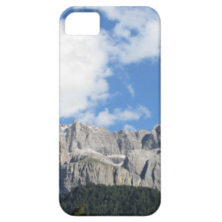 Panoramic mountain view of the Dolomites iPhone 5 Cover