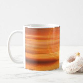 Panoramic Ocean Sunset Coffee Mug