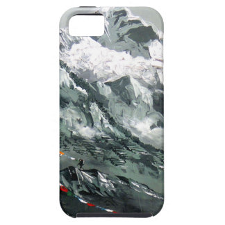 Panoramic View Of Everest Base Camp iPhone 5 Cover