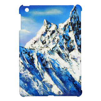 Panoramic View Of Everest Mountain Peak iPad Mini Cover