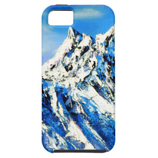 Panoramic View Of Everest Mountain Peak iPhone 5 Cover