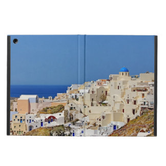 Panoramic view of Santorini iPad Air Case