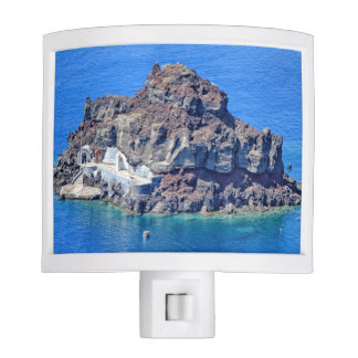 Panoramic view of Santorini Nite Light