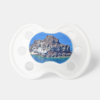 Panoramic view of Santorini Pacifier