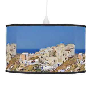 Panoramic view of Santorini Pendant Lamp