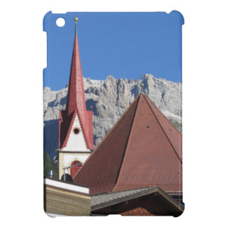 Panoramic view of Selva di Val Gardena Case For The iPad Mini