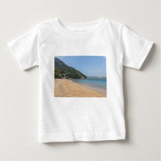 Panoramic view of Sok Kwu Wan Lamma Island Baby T-Shirt