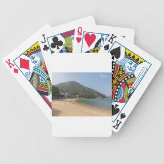 Panoramic view of Sok Kwu Wan Lamma Island Poker Deck