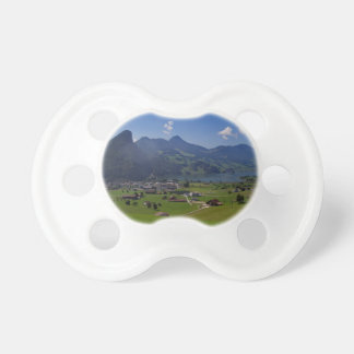 Panoramic view of Spiez Pacifier