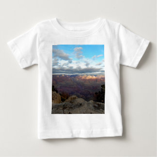 Panoramic view of the Grand Canyon Baby T-Shirt