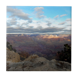 Panoramic view of the Grand Canyon Tile