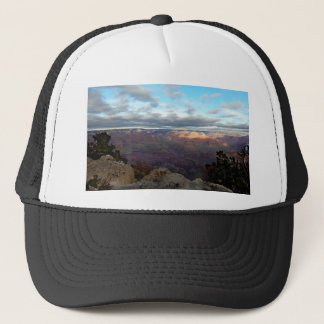 Panoramic view of the Grand Canyon Trucker Hat