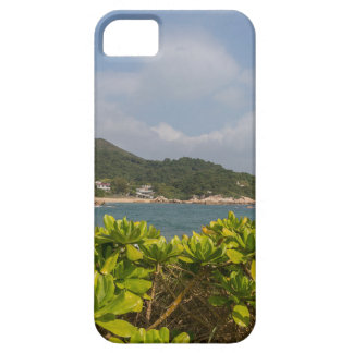 Panoramic view of Tung O Village Lamma Island iPhone 5 Case