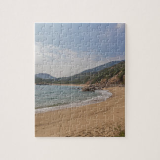 Panoramic view of Tung O Village Lamma Island Jigsaw Puzzle